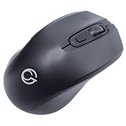 Wireless Full-Size 5 Button Optical Mouse