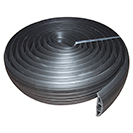 3m Indoor Cable Cover Protector 19 x 9.5mm internal channel - Black