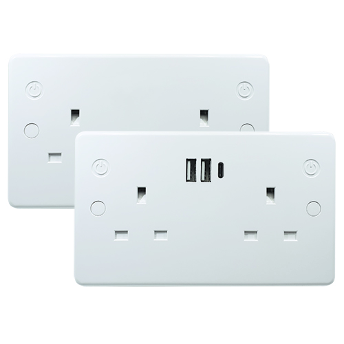 WiFi CONNEkT Wall Sockets